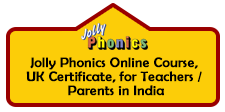 jolly phonics course cpd